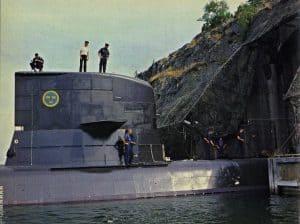 Швеція переводить штаб ВМС у підземну фортецю