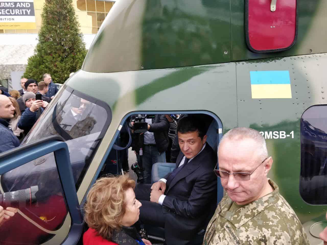 """Зеленський хоче, щоб """"Мотор Січ"""" лишилося в Україні"""