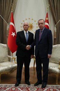 Турецька Операція «Мирна Весна (PeaceSpring)» . День 9. – хроніка подій на 18 жовтня