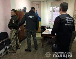 На Житомирщині затримано воєнкома-хабарника