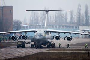 До Повітряних Сил передають відремонтований Іл-76МД