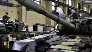 ЛБТЗ достроково виконав ДОЗ з ремонту Т-72