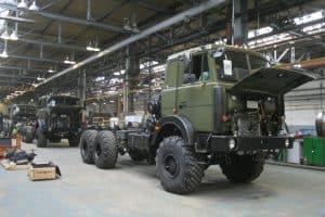 45 експериментальний завод купує 10 шасі МАЗ
