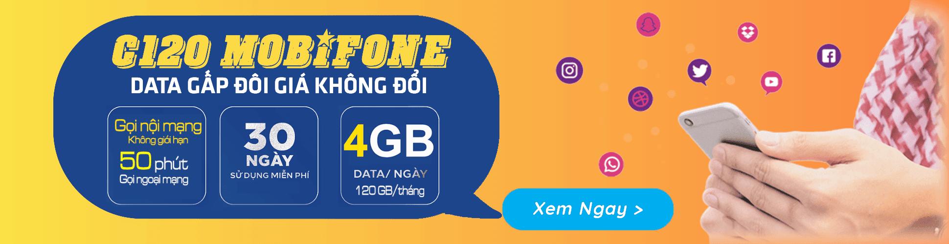 4G MobiFone – Cập nhật tin tức, dịch vụ 4G MobiFone mới nhất