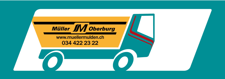 Lastwagen in Rahmen
