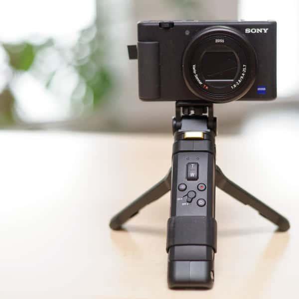 INKEE Ironbee - günstige Bluetooth-Handgriff-Alternative (nicht nur) für die Sony ZV-1