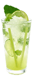 Vietnamese LIME SPARKLING by NamNam