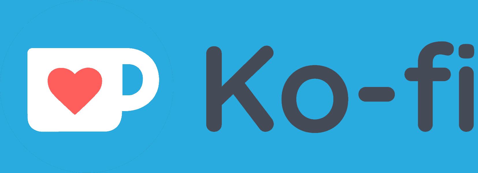 Logo Ko-fi