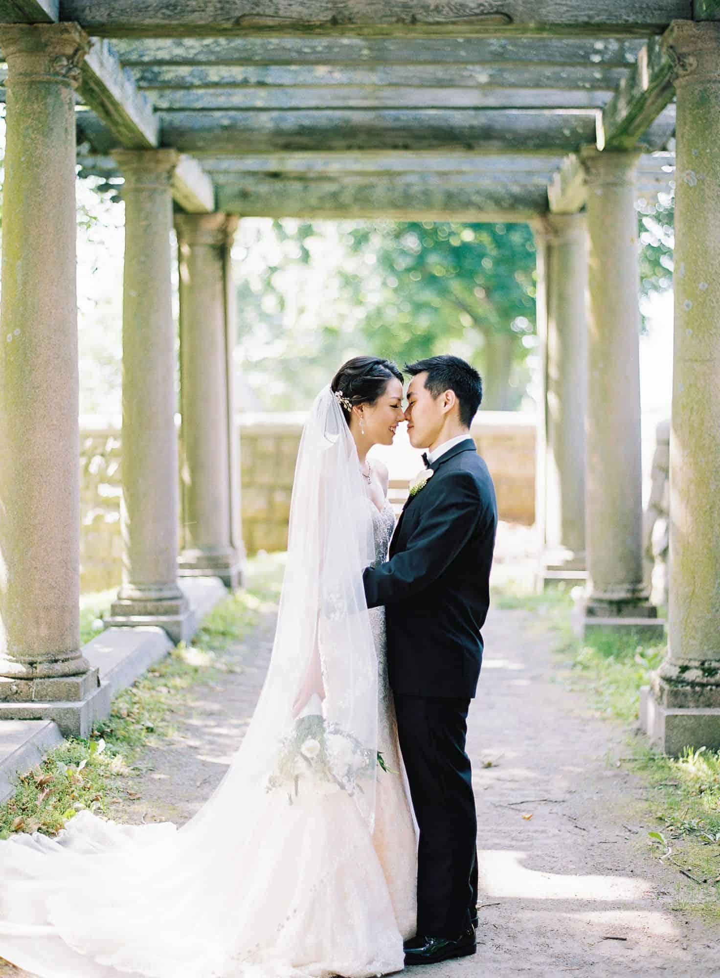 Alden Castle Wedding Photography Boston Brookline