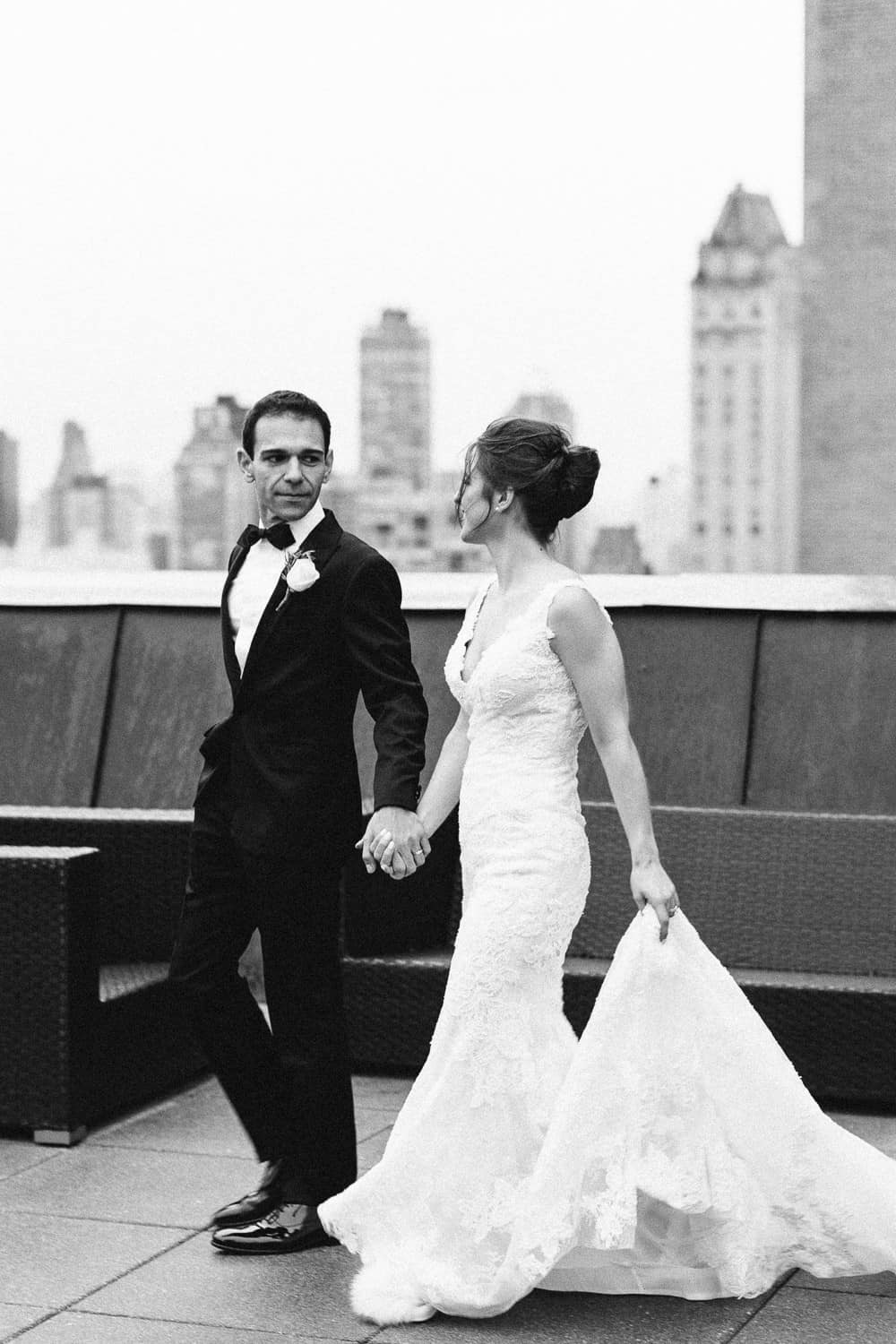 Bostons Best Wedding Photographer at the New York Athletic Club