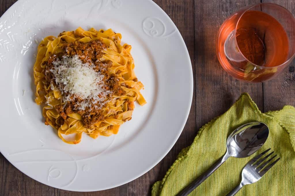 The best slow cooked Bolognese Sauce Recipe