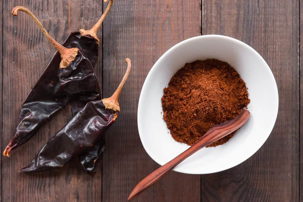 Homemade chili powder is not only easy to make it tastes way better than the store bought kind.