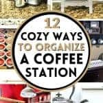How to Organize a Coffee Station