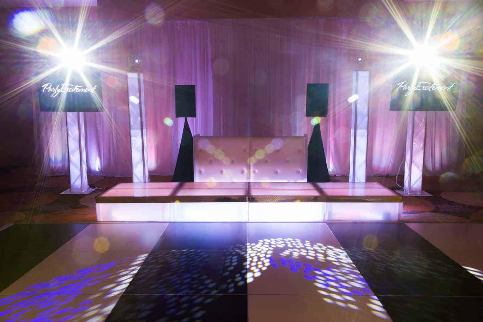 Dance Floor Lighting (Light Shows)