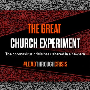 The Great Church Experiment