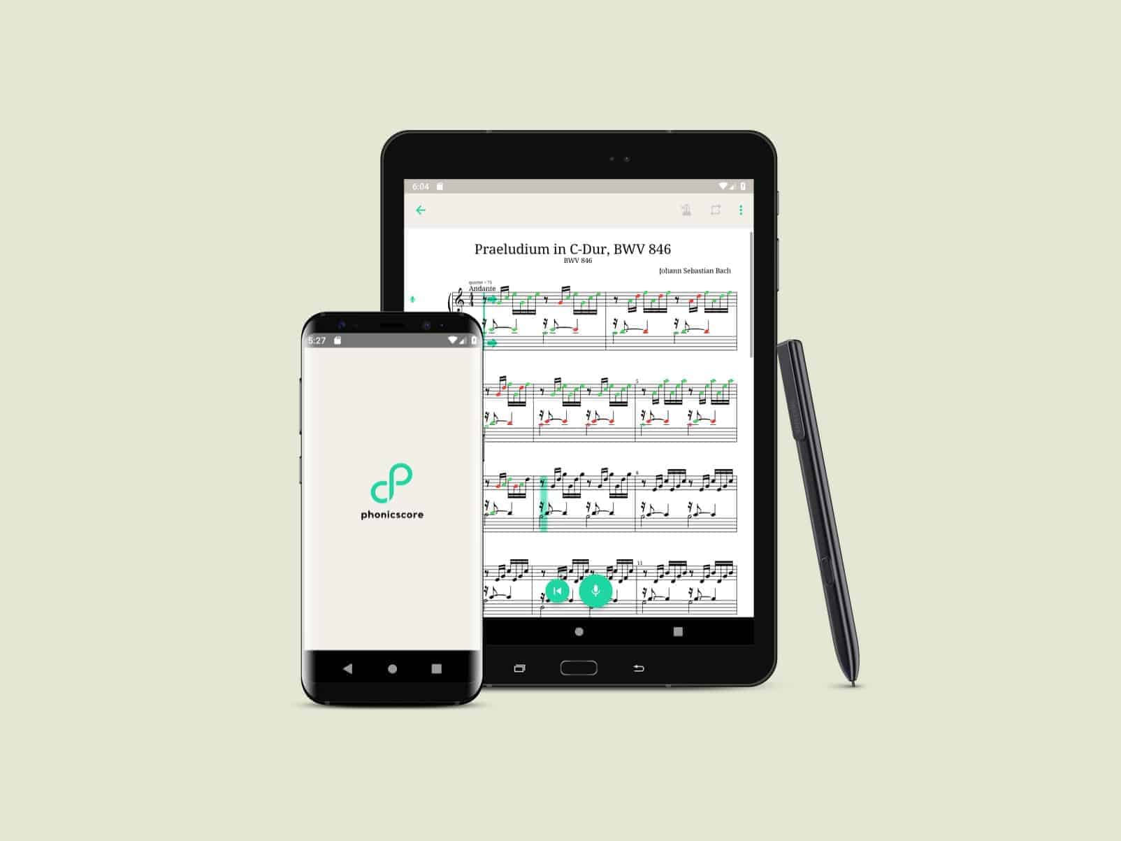 PhonicScore Android App