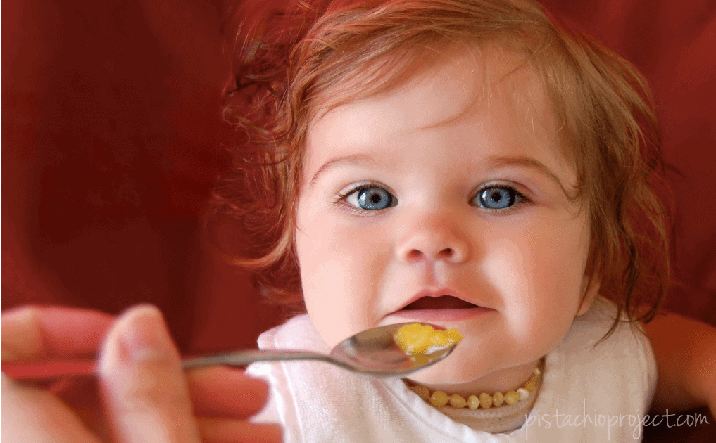 Purees or Baby Led Weaning