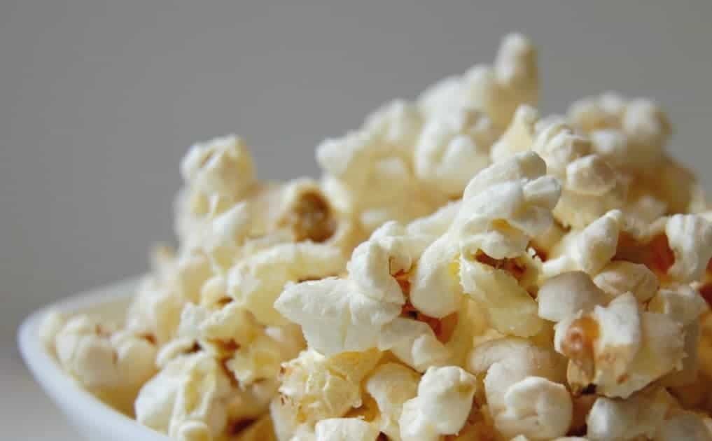 All Natural Cheese Popcorn