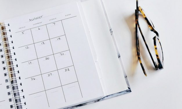How To Schedule Your Homeschool Year