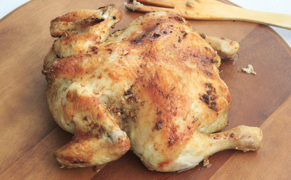 Cook a Whole Chicken in a Crock Pot
