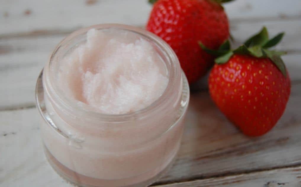 Kid Friendly Strawberry Toothpaste