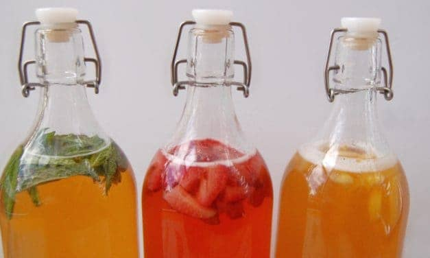 52 Ways to Flavor Kombucha
