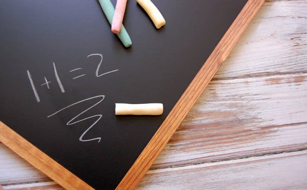 DIY Natural Chalk