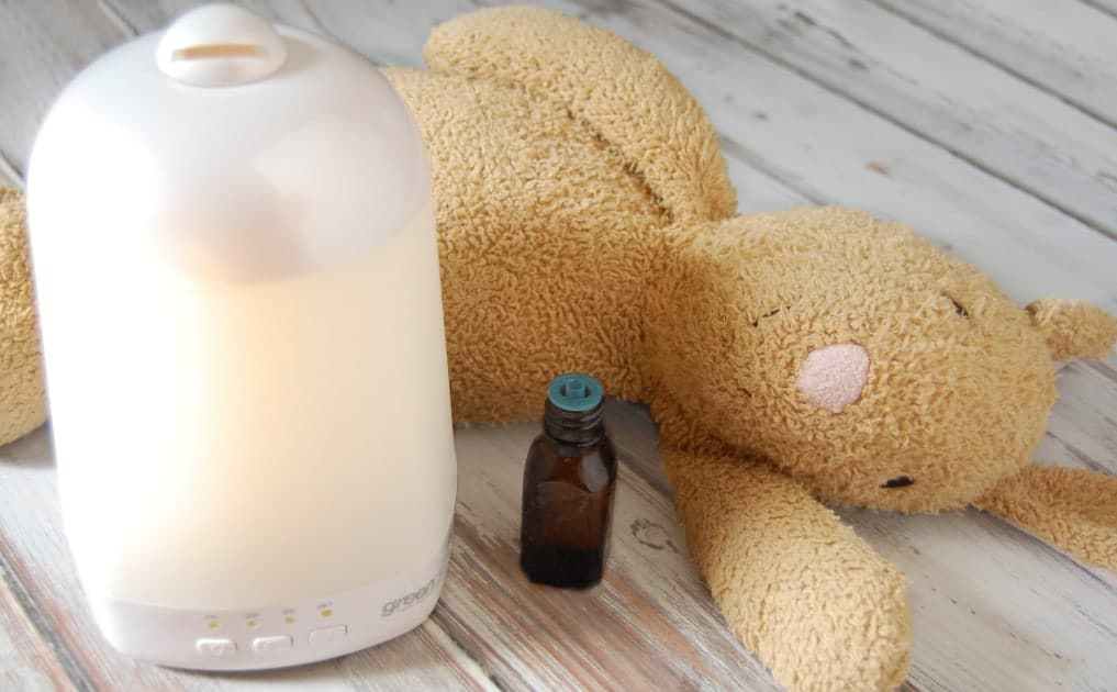 Decongestant Diffuser Blend For Kids