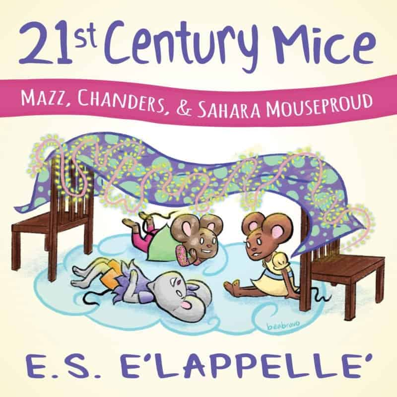 21st Century Mice: Mazz, Chanders, & Sahara Mouseproud