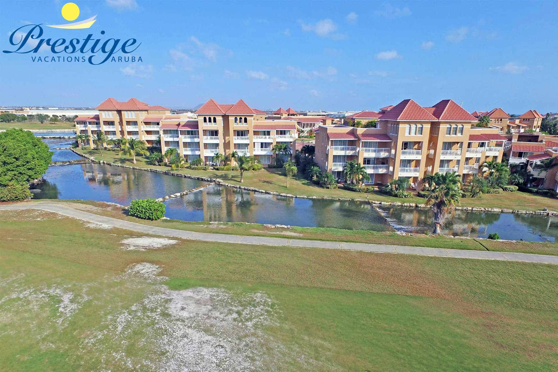 The Residences, a collection of prime residential condos within these 3 buildings at the Divi resort