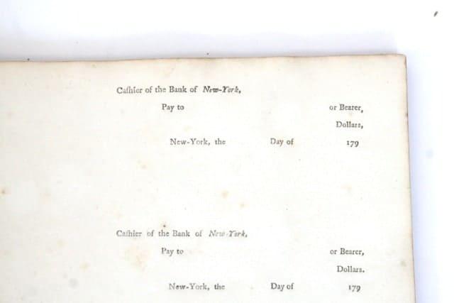 WeBuyOldBooks_OldestAmericanCheckbook3
