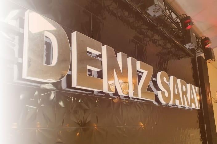 Portfolio LED-3D-Schiene - Reklame Bremen