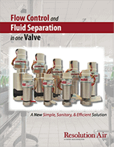 FREE Guide – Flow Control and Fluid Separation in One Valve