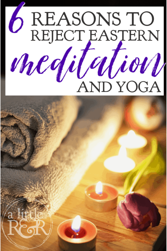 Do you know the difference between Eastern meditation and biblical meditation? Biblical meditation is a Christian discipline we should employ everyday. #alittlerandr #meditation #selfcare  via @alittlerandr