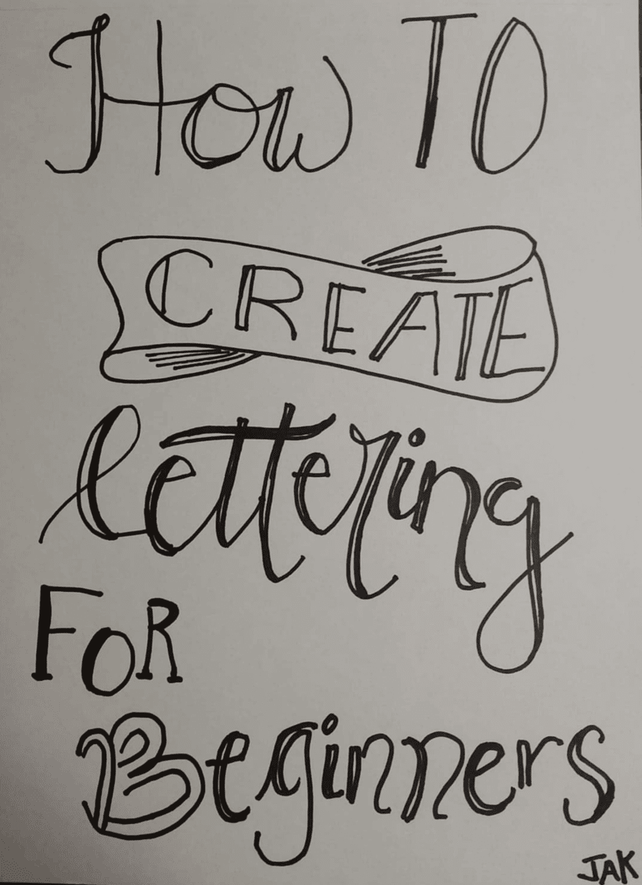 Would you like to begin Bible art journaling with pretty letter writing, but are unsure how to begin, here is a tutorial on simple lettering for beginners. #alittlerandr #bibleartjournaling #artjournaling #warrroom #quiettime #quiettimejournaling via @alittlerandr
