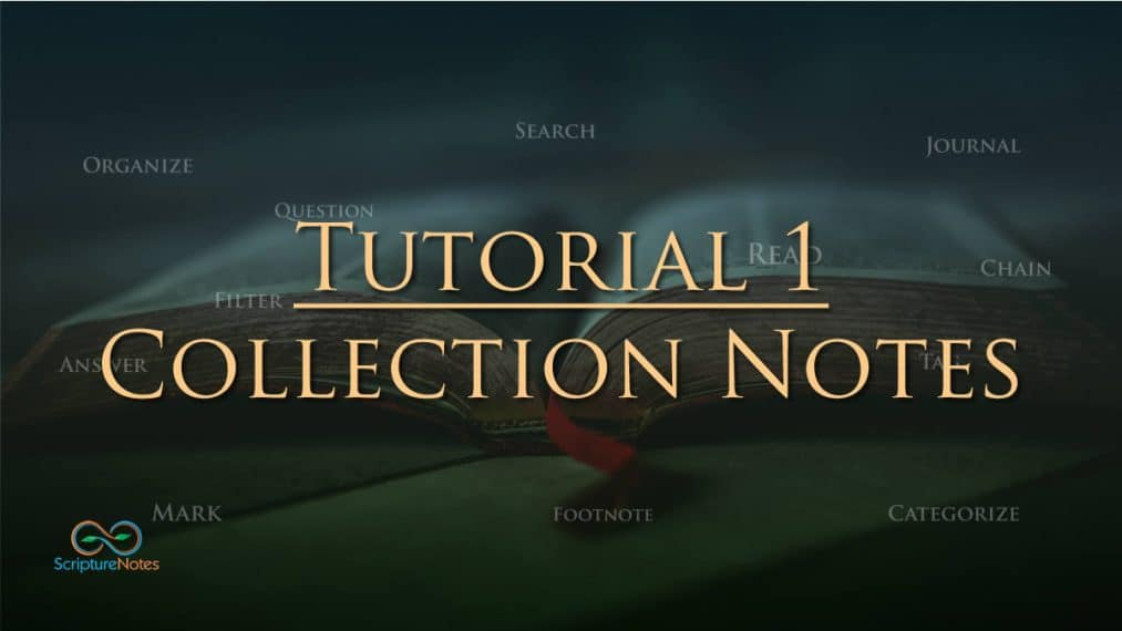 tutorial 1 collection notes