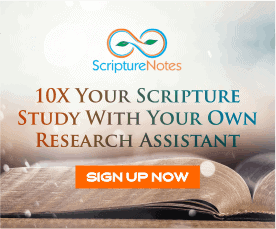 Scripture Notes Advanced Scripture Tools