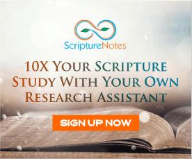 Scripture Notes Advanced Scripture Tools