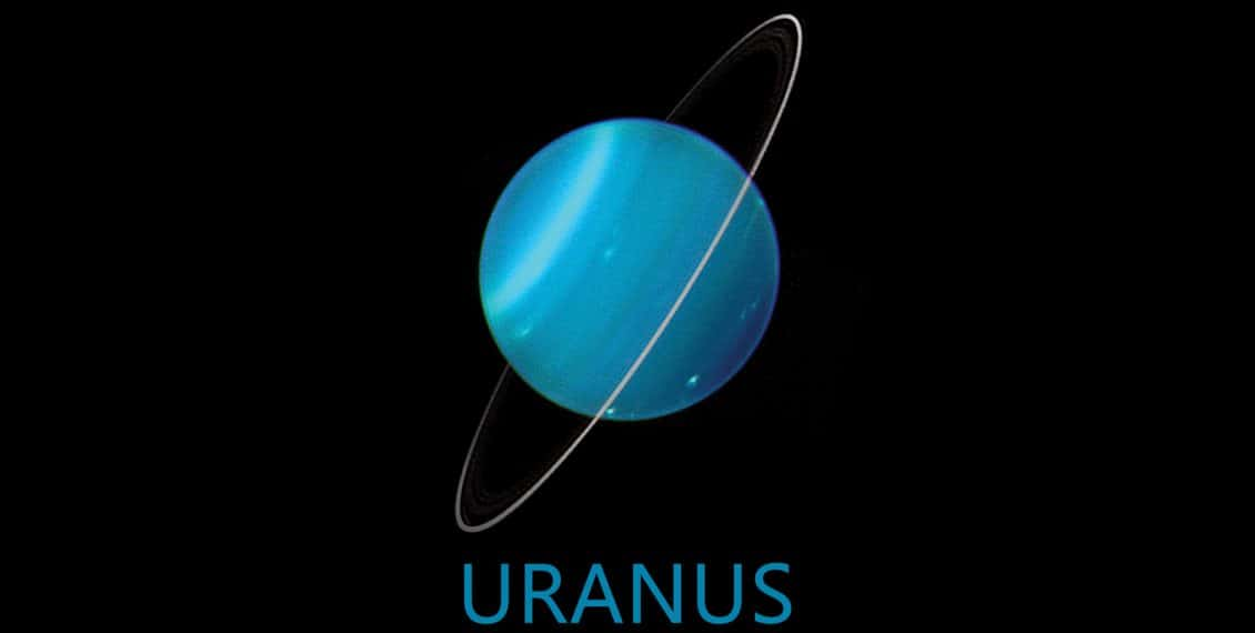Uranus - Ascension of Jesus Christ