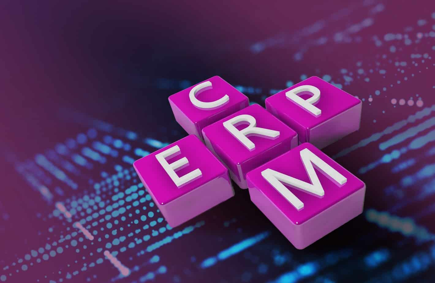 Convergence of ERP and CRM