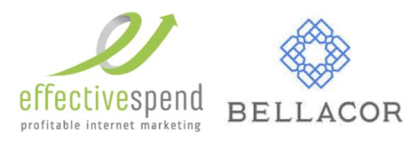 Effective Spend & Bellacor Logo