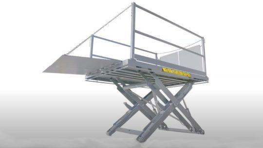 Loading Dock Lifts
