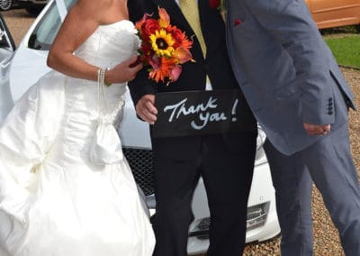 Louis Brunskill - Owner and chauffeur at South West Wedding Car Hire
