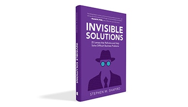 invisible solutions book funnel