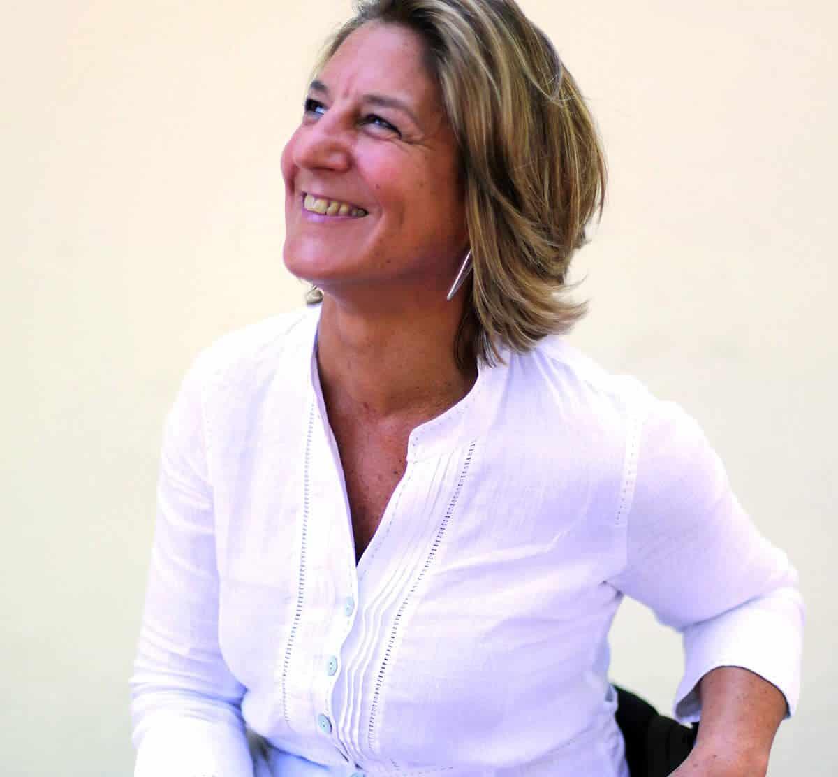 Teresa Silva, fundadora y presidenta de la Fundación También