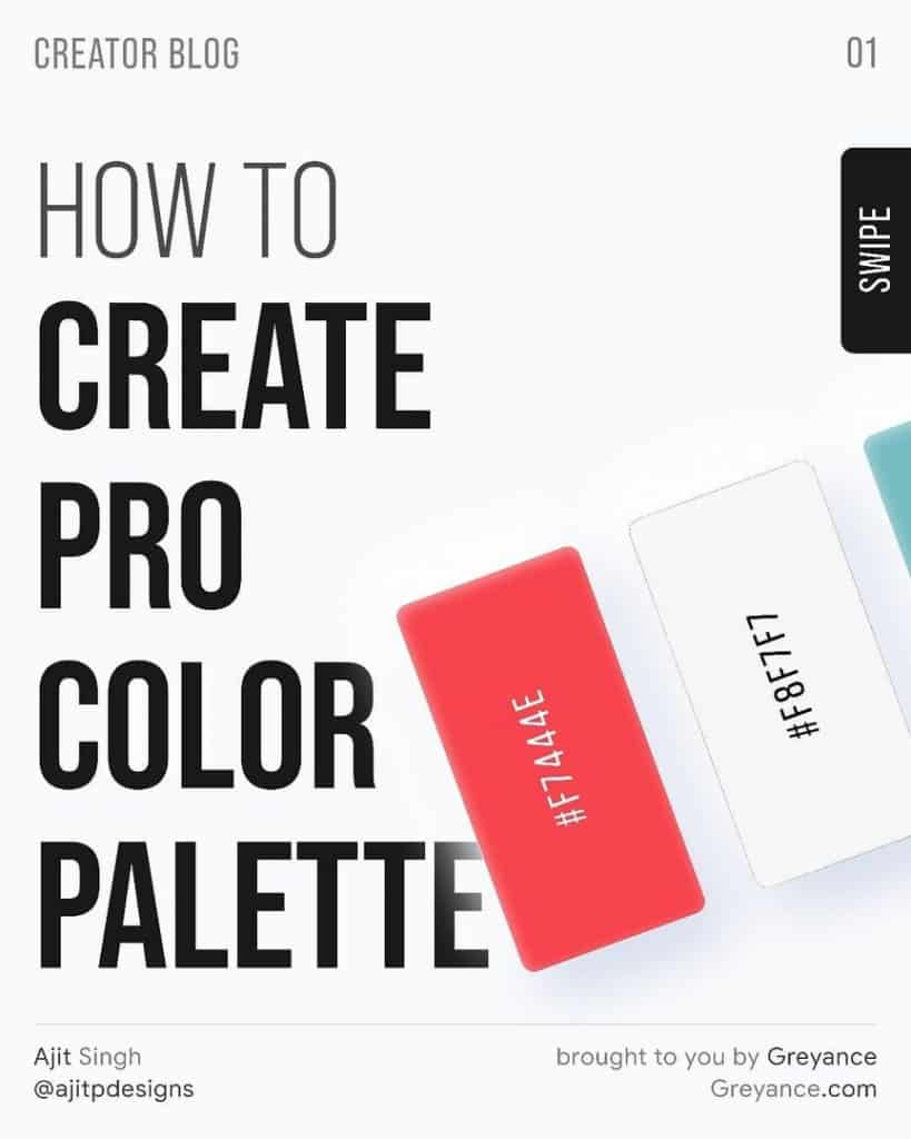 6 Tips How to Choose Color Palette