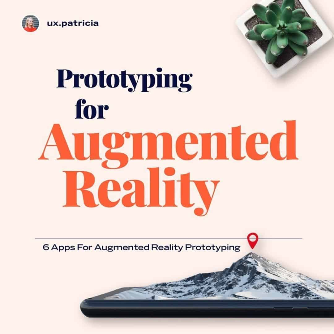 Prototyping for Augmented Reality