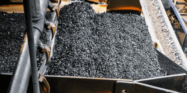 Concassage charbon