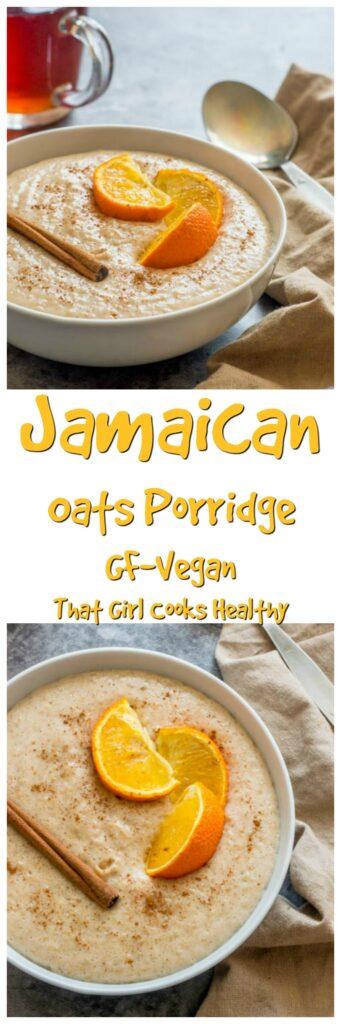 oats porridge collage