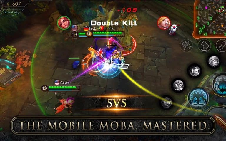 5 Best MOBA Android Games in 2019